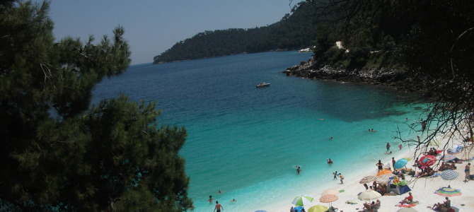 Top plaje Thassos
